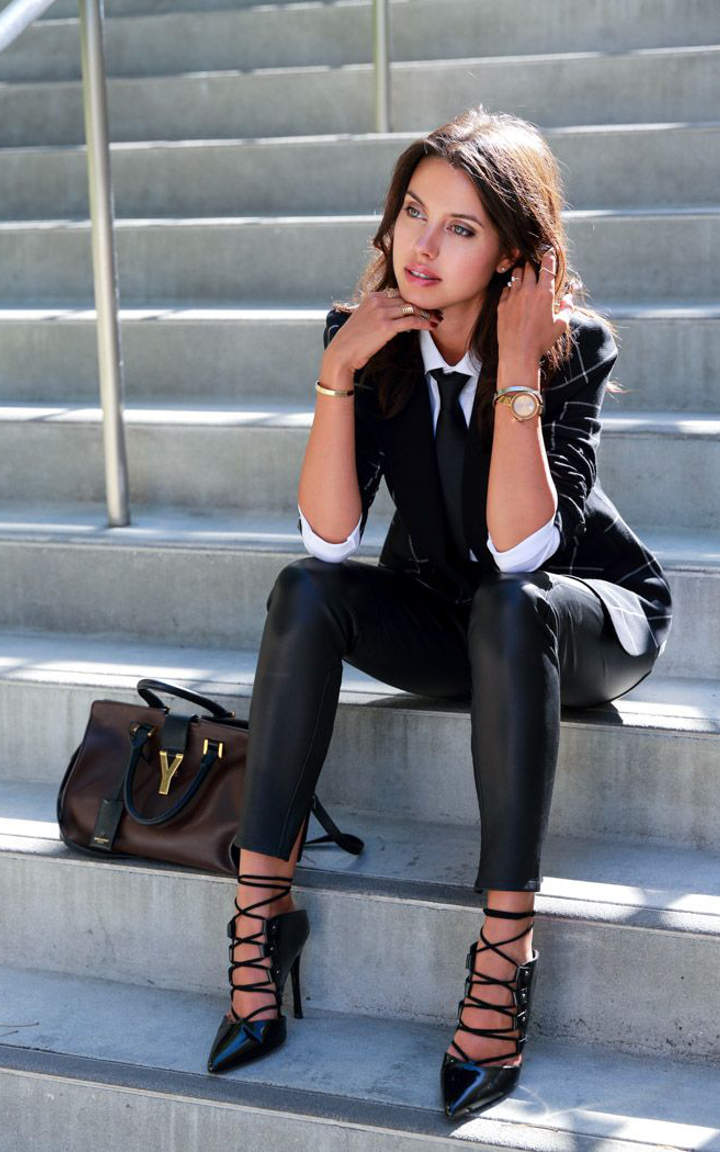 13 chic outfits you can wear at the Christmas office party