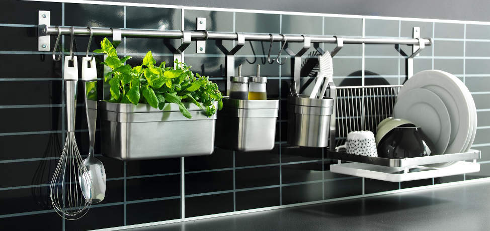 14 ideas for an organized kitchen