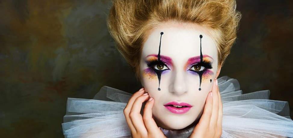 Beautiful and creative Halloween makeup ideas (part 1) - Beautiful Halloween Makeup Ideas