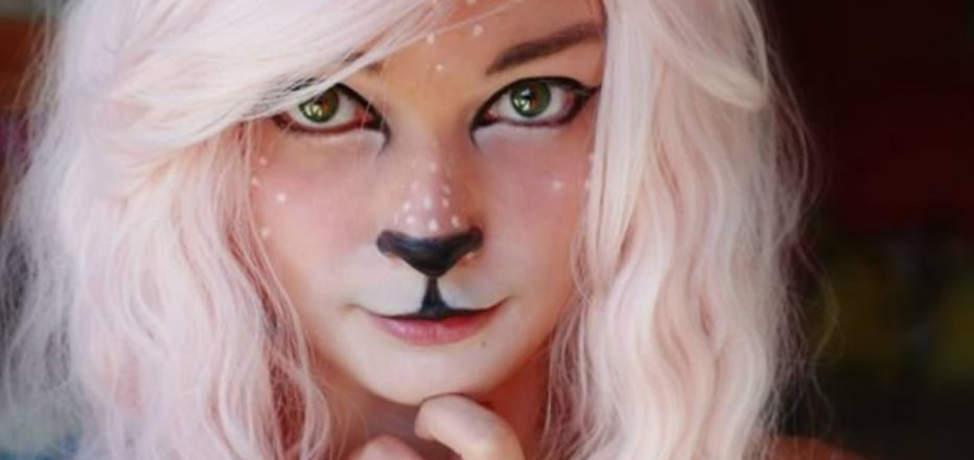 Beautiful and creative Halloween makeup ideas (part 2) - Beautiful Halloween Makeup Ideas