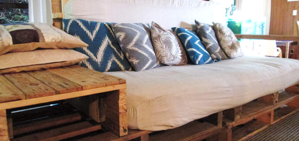 DIY projects using old pallets (part 2)