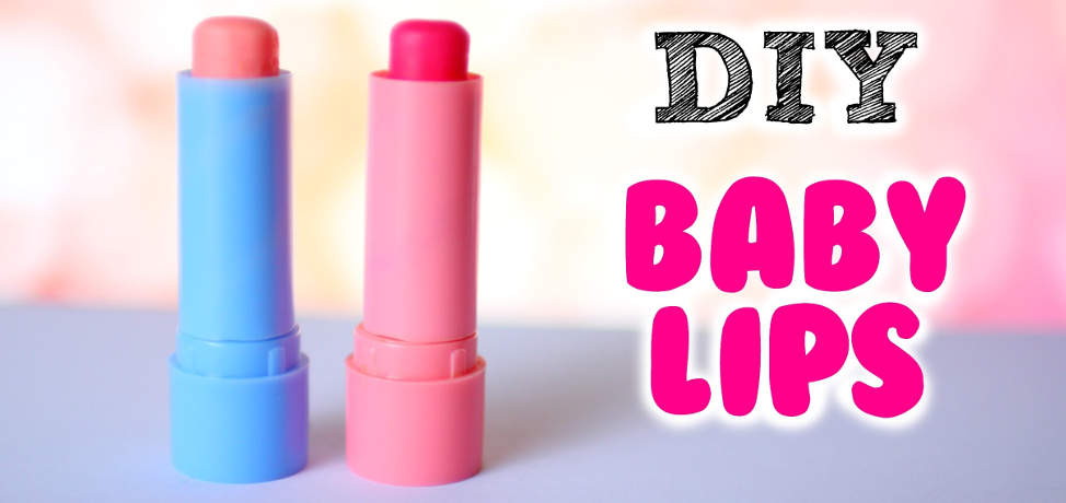How to make your own lip balm at home (video tutorials, part 1)