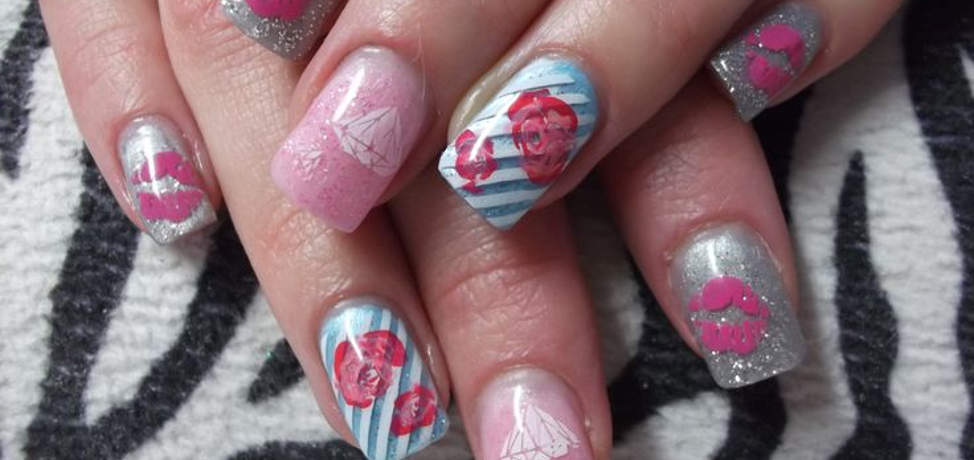 Special manicure ideas for Valentine's Day