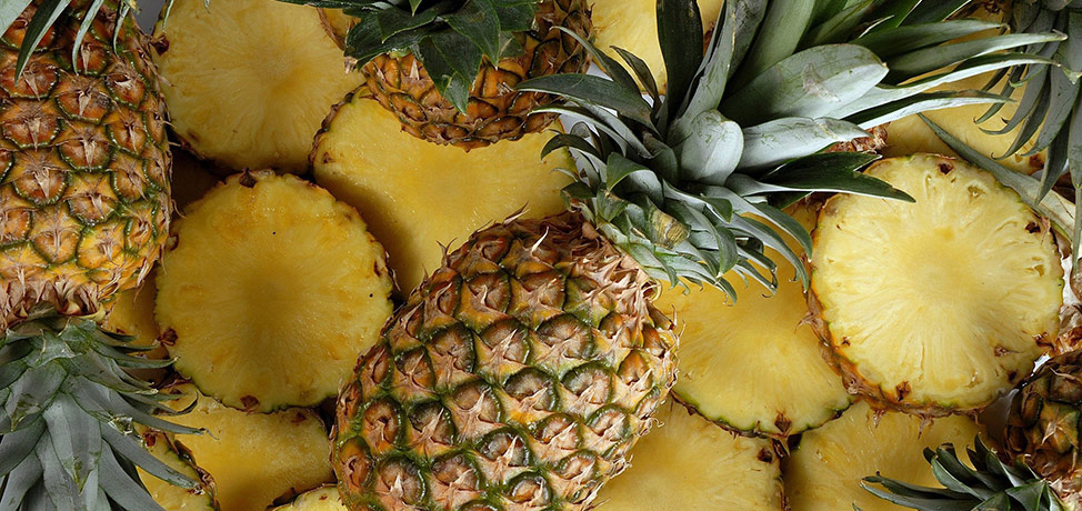 The benefits of the pineapple tea