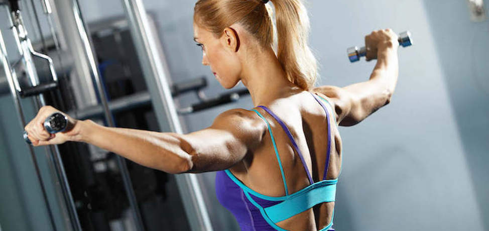Tricep workouts for women and men