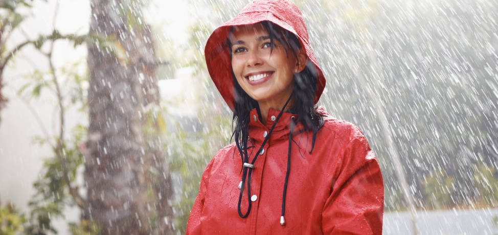 Womens raincoats